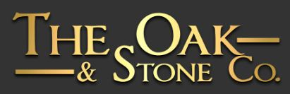 The Oak & Stone Co. Logo